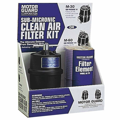 Motor Guard M-26-KIT Sub-Micronic Compressed Air Filter