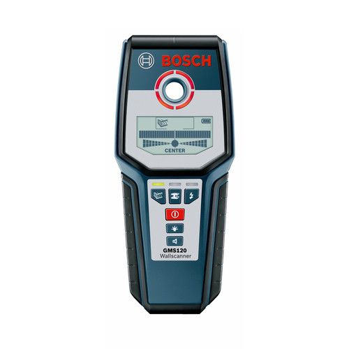 Factory Reconditioned Bosch GMS120-RT Digital Wall Scanner image number 0