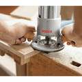 Bosch 1617EVSPK 12 Amp 2.25 HP Combination Plunge and Fixed-Base Router Kit image number 2