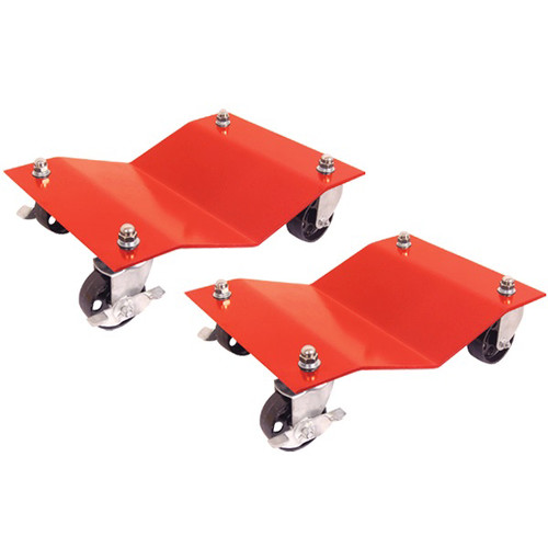 ATD 7466 1,500 lbs. Car Dolly Set (2 Included) image number 0