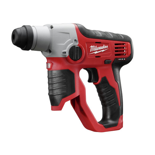 Factory Reconditioned Milwaukee 2412-80 M12 Lithium-Ion 1/2 in. SDS-Plus Rotary Hammer Kit (Tool Only) image number 1