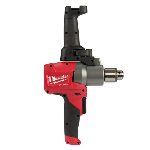 Milwaukee 2810-20 M18 FUEL Mud Mixer With 180 Degree Handle (Bare Tool)