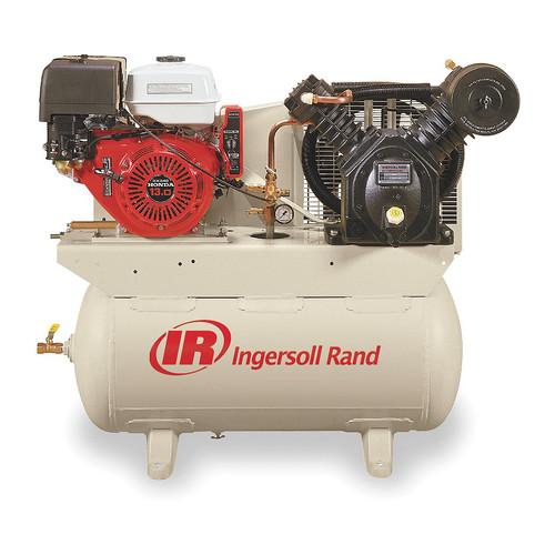 Ingersoll Rand 45466067 | 13 HP 30-Gallon Horizontal Air Compressor /w Honda Engine | Tyler Tool