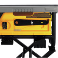 Dewalt DWE7480 10 in. 15 Amp Site-Pro Compact Jobsite Table Saw image number 9