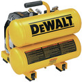 Factory Reconditioned Dewalt D55151R 1.1 HP 4 Gallon Oil-Lube Hand Carry Air Compressor image number 0