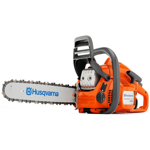 Husqvarna 440 41cc 2.4 HP Gas 18 in. Rear Handle Chainsaw (Class B) (Certified)