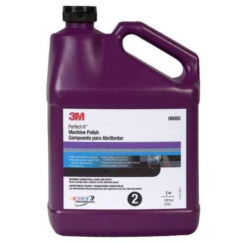 3M 6065 Perfect-It 3000 Swirl Mark Remover 1 Gal/3.78 L