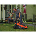 Black & Decker MM2000 13 Amp 20 in. Electric Lawn Mower image number 4