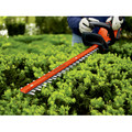 Black & Decker LHT2436 40V MAX Cordless Lithium-Ion 24 in. Dual Action Hedge Trimmer image number 2