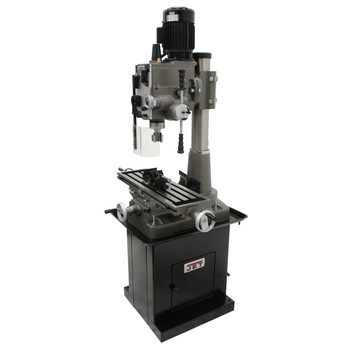 JET 351152 JMD-45GHPF Geared Head Square Column Mill Drill with Power Downfeed and DP700 2-Axis DRO