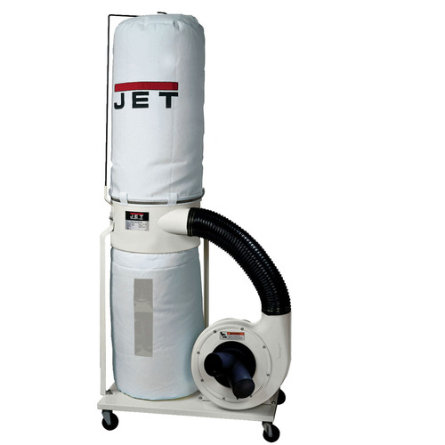 JET DC-1200VX-BK1 Vortex Dust Collector 2HP 1PH 230V30-Micron Bag Filter Kit