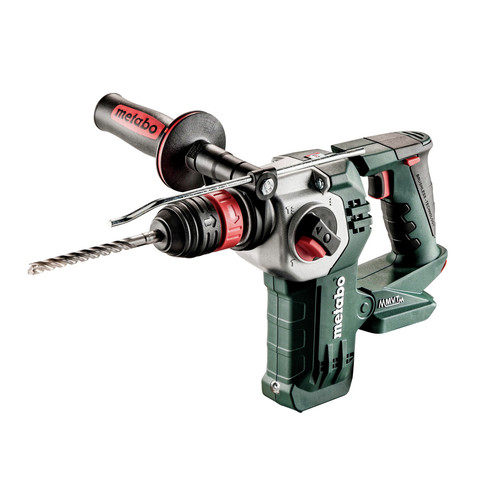 Metabo 600211890 KHA 18 LTX BL 24 Quick 18V 1 in. SDS-Plus Brushless Lithium-Ion Rotary Hammer (Tool Only) image number 0