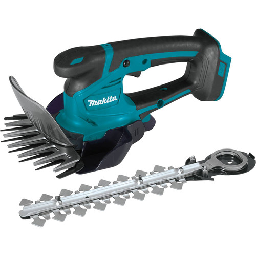 Makita XMU04ZX 18V LXT Compact Lithium-Ion Cordless Grass Shear with Hedge Trimmer Blade (Tool Only) image number 0