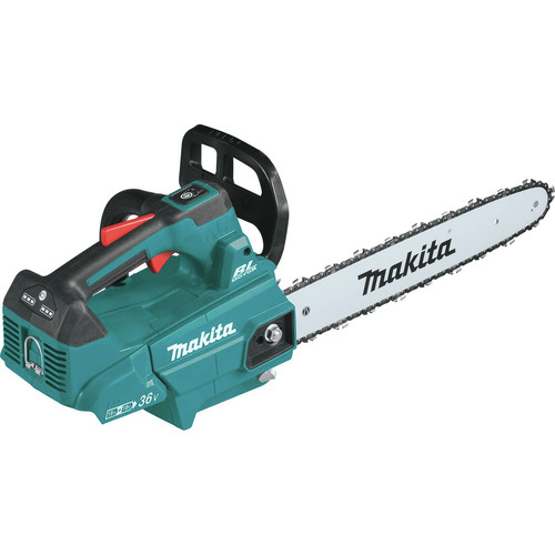 Makita XCU09Z 18V X2 (36V) LXT Lithium-Ion Brushless Cordless 16 in. Top Handle Chain Saw (Tool Only) image number 0