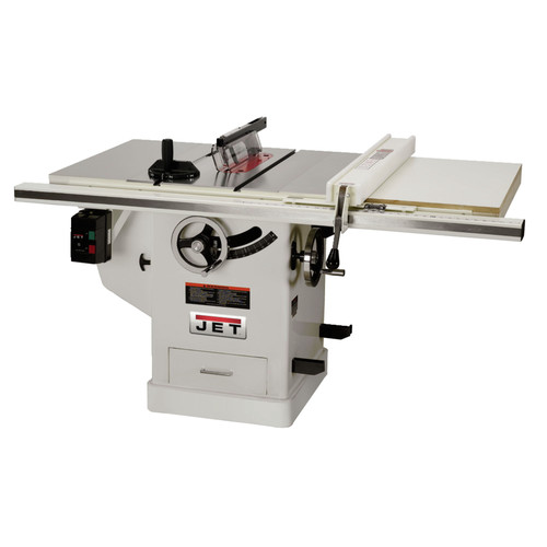 JET 708674PK 3 HP 10 in. Single Phase Left Tilt Deluxe XACTA Table Saw with 30 in. XACTAFence II image number 0