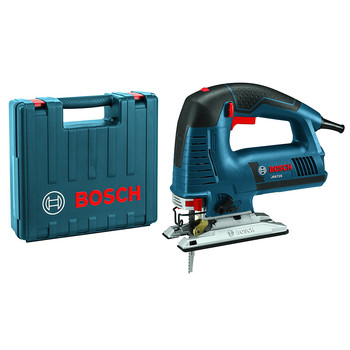 Factory Reconditioned Bosch JS572EK-RT 7.2 Amp Top-Handle Jig Saw Kit