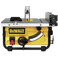 Dewalt DWE7480 10 in. 15 Amp Site-Pro Compact Jobsite Table Saw image number 2