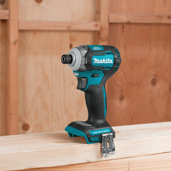 Makita XDT12Z LXT 18V Cordless Lithium-Ion 4-Speed Brushless 1/4 in. Impact Driver (Tool Only) image number 2