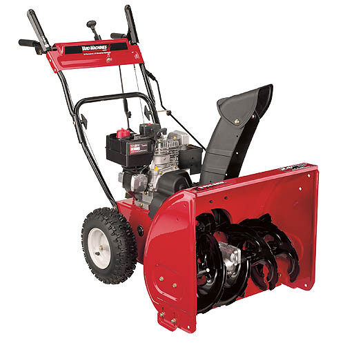 Yard-Man 31AS6BEE700 5.5 HP Two-Stage 5.5 HP 24 in. Snow Blower image number 0