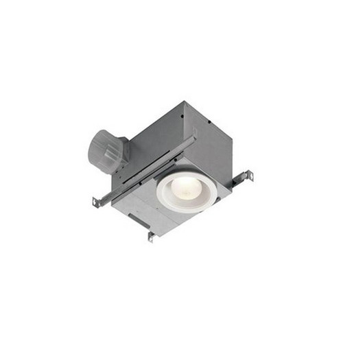 Broan-Nutone 744NT 70 CFM Recessed Fan and Light (White) image number 0