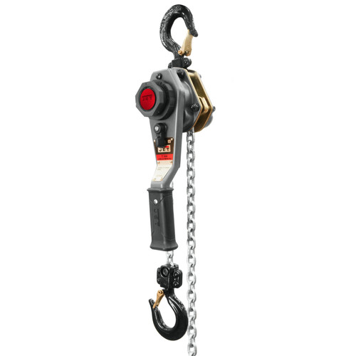 JET JLH-100WO-20 1-Ton Lever Hoist 20 ft. Lift & Overload Protection image number 0