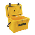 Dewalt DXC10QT 10 Quart Roto-Molded Insulated Lunch Box Cooler image number 1