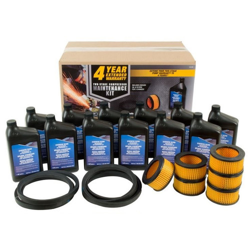 Industrial Air 165-0322 Maintenance Kit For 10 HP Two Stage Air Compressors image number 0