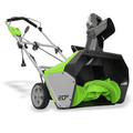 Greenworks 2600202 13 Amp 20 in. Electric Snow Blower image number 1