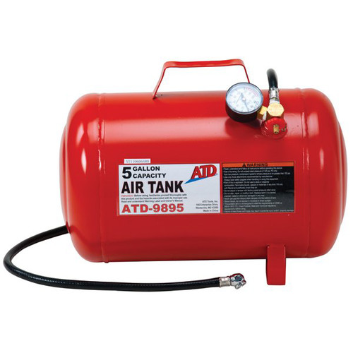 ATD 9890 5 Gallon Air Tank image number 0