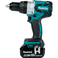 Factory Reconditioned Makita XPH07MB-R 18V LXT Lithium-Ion Brushless 1/2 in. Cordless Hammer Drill Driver Kit (4 Ah) image number 2