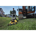 Dewalt DCMW220P2 2X 20V MAX 3-in-1 Cordless Lawn Mower image number 4