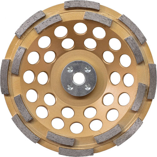 Makita A-96213 7 in. Anti-Vibration Double Row Diamond Cup Wheel image number 0
