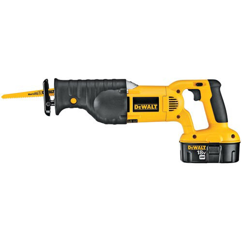 Factory Reconditioned Dewalt DC385KR 18V XRP Cordless 1-1/8 in. Reciprocating Saw Kit