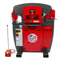 Edwards IW75-3P575-AC600 575V 3-Phase 75 Ton JAWS Ironworker with Hydraulic Accessory Pack image number 1