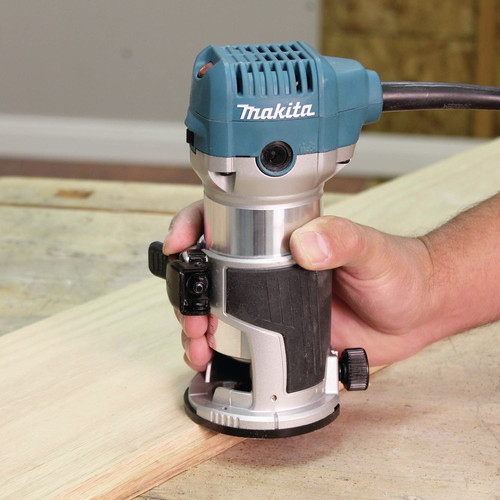 Factory Reconditioned Makita RT0701C-R 1-1/4 HP  Compact Router image number 3