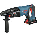 Bosch GBH18V-26DK15 18V EC Brushless SDS-Plus Bulldog 1 in. Rotary Hammer Kit with CORE18V 4.0 Ah Compact Battery image number 1