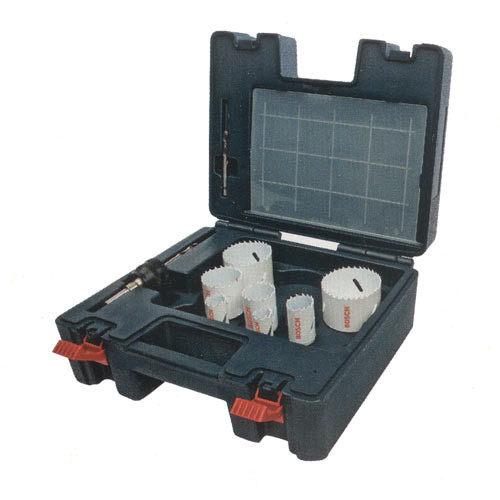 Bosch HB17PL 17 Pc Bi-Metal Hole Saw Kit