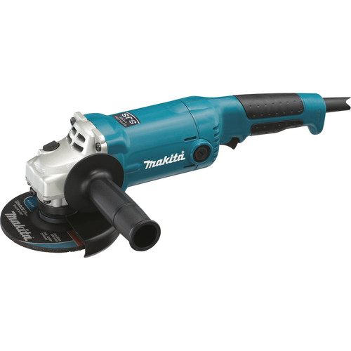 Makita GA5020 5 in. Trigger Switch Angle Grinder with SJS