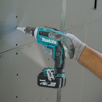 Makita XSF03Z 18V LXT Li-Ion Brushless Drywall Screwdriver (Tool Only) image number 3