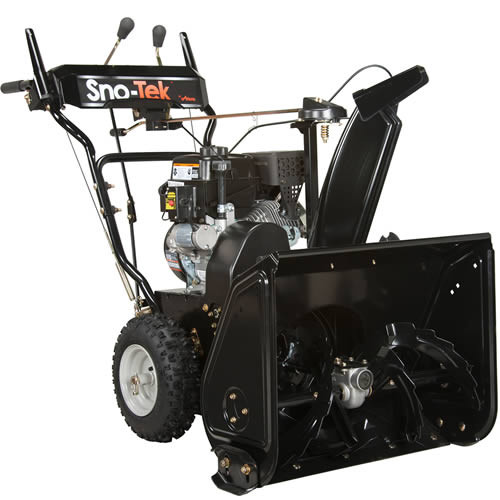 Ariens SS22E Sno-Tek 24 208cc Electric Start 24 in. Two Stage Snow Thrower