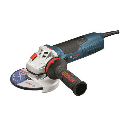 Factory Reconditioned Bosch GWS13-60-RT 13 Amp 6 in. High-Performance Angle Grinder image number 0