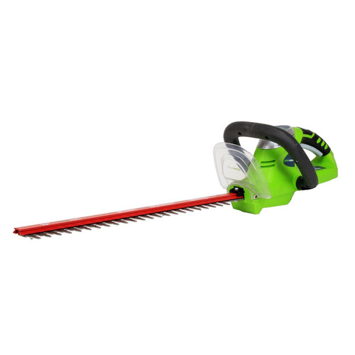 Greenworks 22302 20V Cordless Lithium-Ion 20 in. Dual Action Hedge Trimmer (Bare Tool)