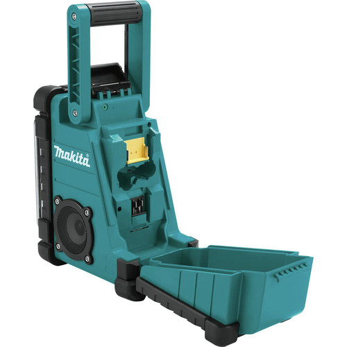 Makita XRM05 18V LXT Lithium-Ion Cordless Job Site Radio (Tool Only) image number 1
