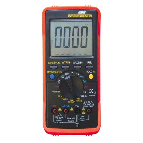 Electronic Specialties 595 Multimeter with PC Interface image number 0