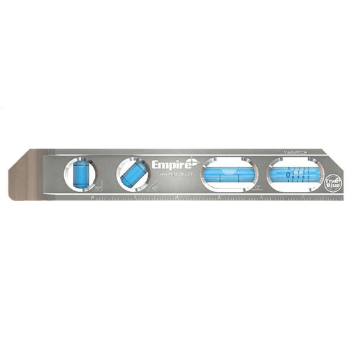 Empire EM71.8 True Blue 8 in. Magnetic Billet Torpedo Level image number 0