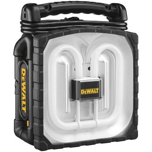 Factory Reconditioned Dewalt DC020R 12 - 18V Cordless/Corded Worklight
