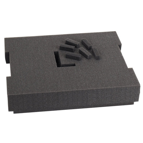 Bosch FOAM-201 Pre-Cut 136 Foam Insert for L-BOXX2