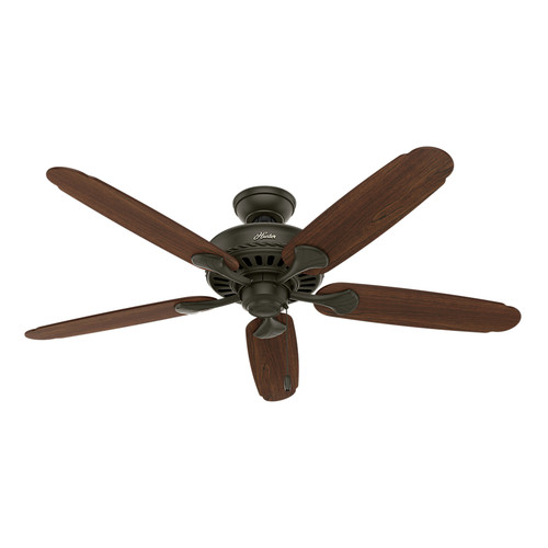 Hunter 53094 54 in. Cortland New Bronze Ceiling Fan with Light