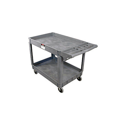 JET PUC-3725 37-3/8 in. x 25-5/8 in. PUC Series Heavy-Duty Resin Service Cart image number 0