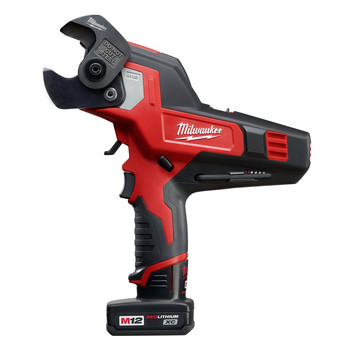 Milwaukee 2472-21XC M12 12V Cordless Lithium-Ion 600 MCM Cable Cutter Kit with XC Battery